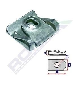 Blaszka montażowa Romix C10133