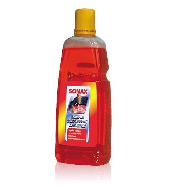 Sonax szampon samochodowy koncentrat 1L