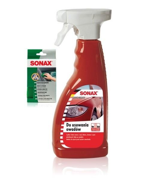 Zestaw do usuwania owadów Sonax