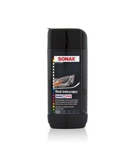 SONAX Wosk koloryzujący NanoPro czarny 250 ml