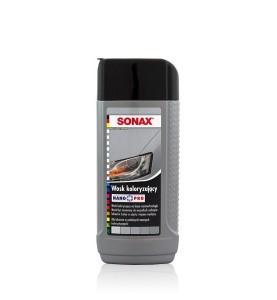 SONAX Wosk koloryzujący NanoPro srebny 250 ml