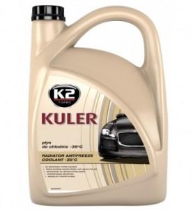 K2 KULER -35°C BEZBARWNY 5 L