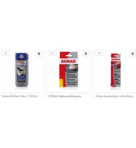 Zabezpieczenie lakieru przed zimą twardy wosk Nano i akcesoria