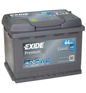 Exide EA640 Premium akumulator