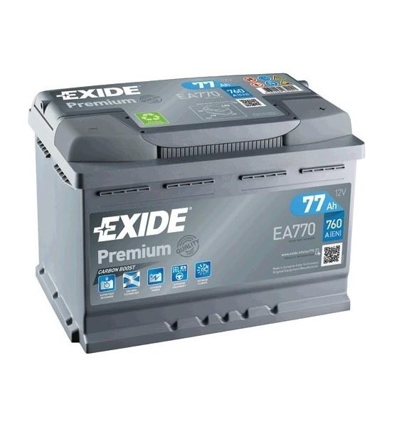 Exide EA770 Premium akumulator