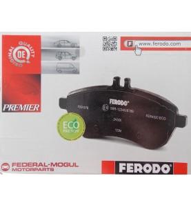 Klocki przód Ferodo FDB719