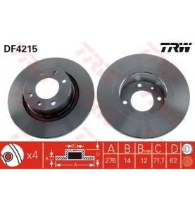 Tarcza TRW DF4215