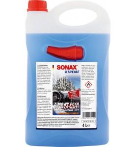 SONAX XTREME Zimowy płyn do spryskiwaczy Smart Dynamics 4l