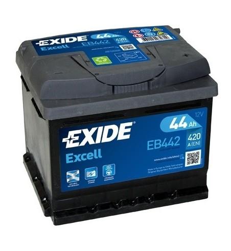 Exide EB442 Excell akumulator