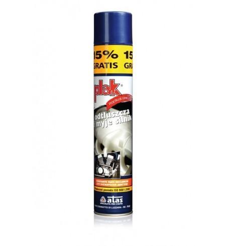 Plak odtłuszcza i myje silnik 500 ml PPL