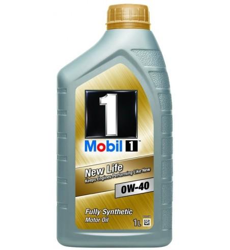 Mobil 1 0W-40 New Life 1L