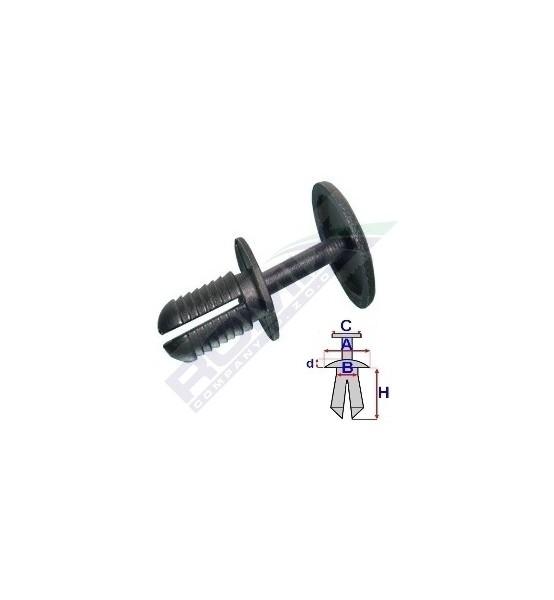 Kołek rozporowy fi10 mm