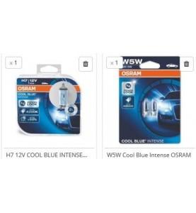 Cool Blue Intense H7 i W5W