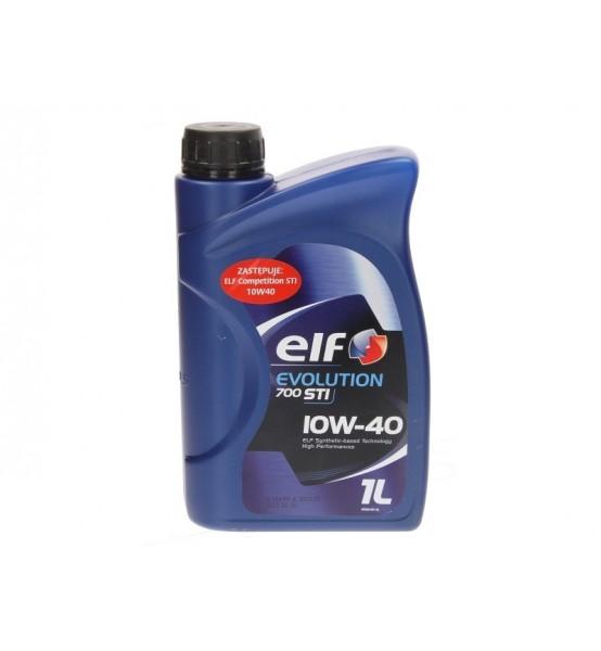 Elf 10W40 700 STI Evolution 1L
