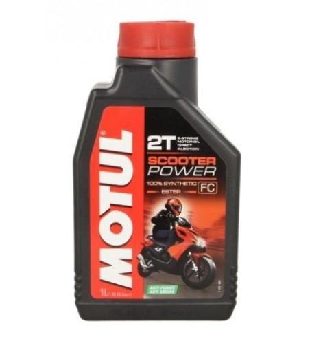 Motul Scooter Power 2T 1L