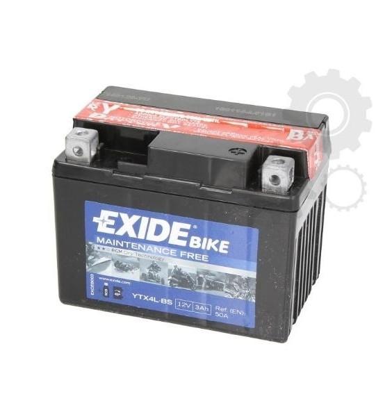 Akumulator YTX4L-BS Exide
