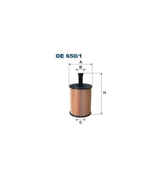 OE 650/1 Filtron