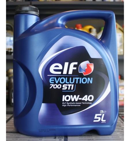 Elf 10W40 700 STI Evolution 4L