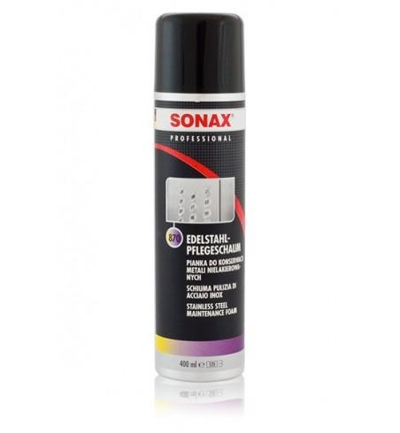 Pianka do konserwacji metali nielakierowanych Sonax Professional