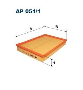 Filtr powietrza AP 051/1 Corsa C
