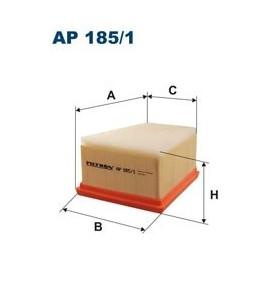 Filtr powietrza AP 185/1
