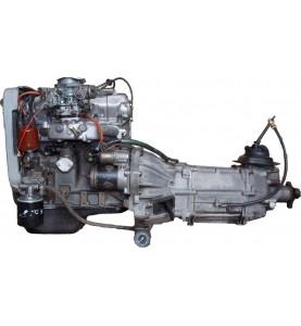 Zespół napędowy Fiat 131 Supermirafiori 1400 / 75PS