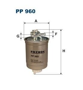PP 960 Filtron filtr paliwa