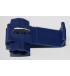 Szybkozłączka 1-2,5 mm2 niebieska średnia 1 szt.