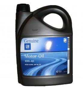 Olej silnikowy GM 10W40 5L