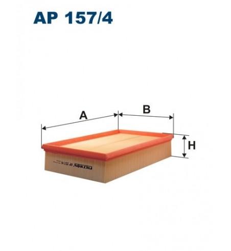 Filtr powietrza AP 157/4 Filtron