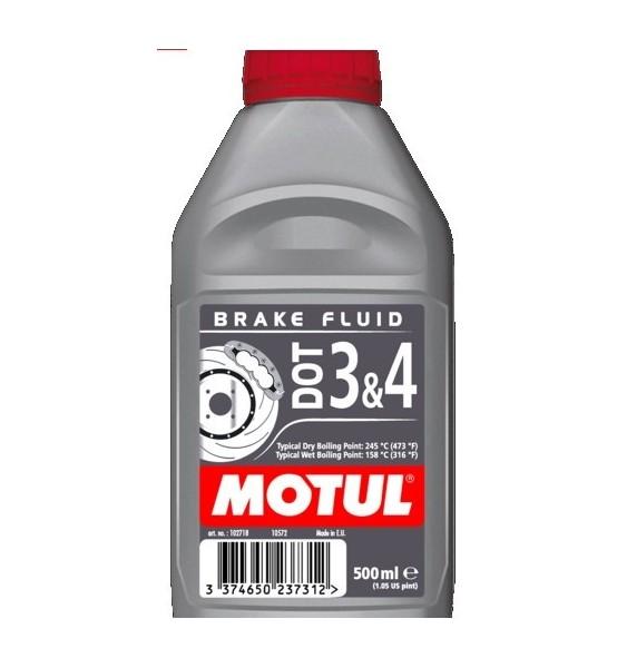 Motul DOT 3&4 500 ml