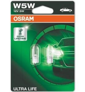 W5W Osram Ultra Life 2 szt.