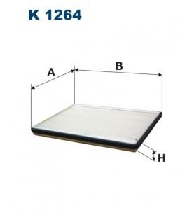 Filtr kabinowy K 1264 Grand Vitara II
