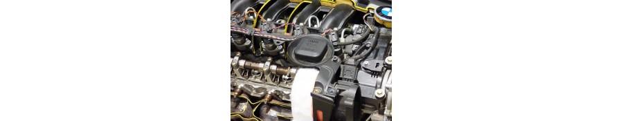 samochody oleje silnikowe